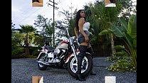 Sexy Bhabi gets naked on Bike thumbnail