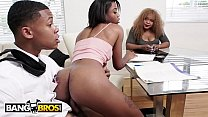 BANGBROS - Lil D Fucks His Tutor Mya Mays In Fr...