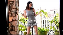 Perfect Natural Tits In Public by Amber Hahn (www.ftvgirls.com preview)