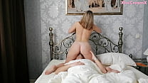 Girl Rides Guy's Face And Gets Nice Cooney Until Husband Returns From Work
