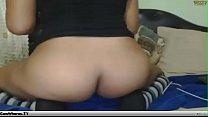 Download video bokep allyahstarr black girl in glasses riding dildo ... 3gp terbaru