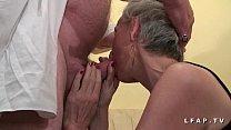 Image: Mamy libertine veut du sperme chaud de jeunot pour son casting porno