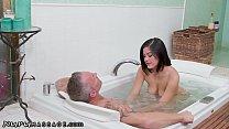 NuruMassage Kendra Spade Shows A New Massage To An Old Client