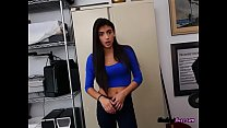 Young Intern Michelle Michaels Gets Naked For Her Boss