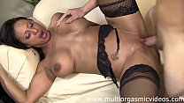 Faustine Lee likes to ride big dick