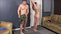 Mother & Son Naked Yoga - Melanie Hicks - Family Therapy