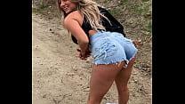 Big Tits Blonde Army Babe KAYLEY GUNNER is Lock...