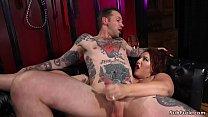 Hot Bbw mistress dominates alt man