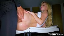 TUSHYRAW New In Town Teen Is Addicted To Gaping thumbnail