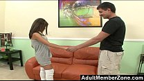 AdultMemberZone - Jackie Lin Spreads Her Legs for a Big Dick pornhub video