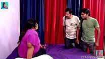 desimasala.co -Fat aunty seducing two robbers (Huge cleavage and forceful romance) Vorschaubild