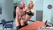 Lovely Worker Slut Girl (alix lynx) With Round Big Boobs Bang In Office clip-02
