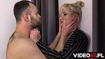 Polish porn - Curator MILF by horny criminal