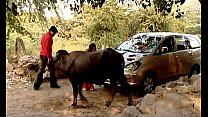 ---Indian Village Bhabhi Washing Car..{UNCUT EXCLUSIVE SCENE} ...MUST WATCH Preview