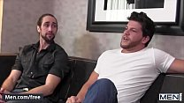 Men.com - (Ashton McKay, Roman Cage) - Couch Confessions - Drill My Hole