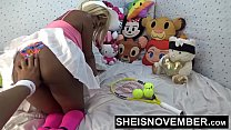 18264 Msnovember Has Tightest Ebony Bootyhole In The World And Slut Needs Asshole Fingering Bad In Her Nasty Cute Butt HD Sheisnovember preview