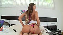 August Ames Rides the Dick POV