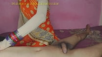 Hot Bhabhi And Her Skinny Devar Fucking For The First Time.