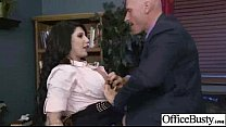 Office Hard Intercorse With Busty Slut Girl (darling danika) mov-13