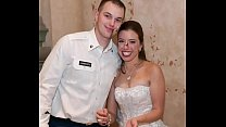 ARMY WIFE INTERRACIAL  JUST MARRIED THEN CAME T