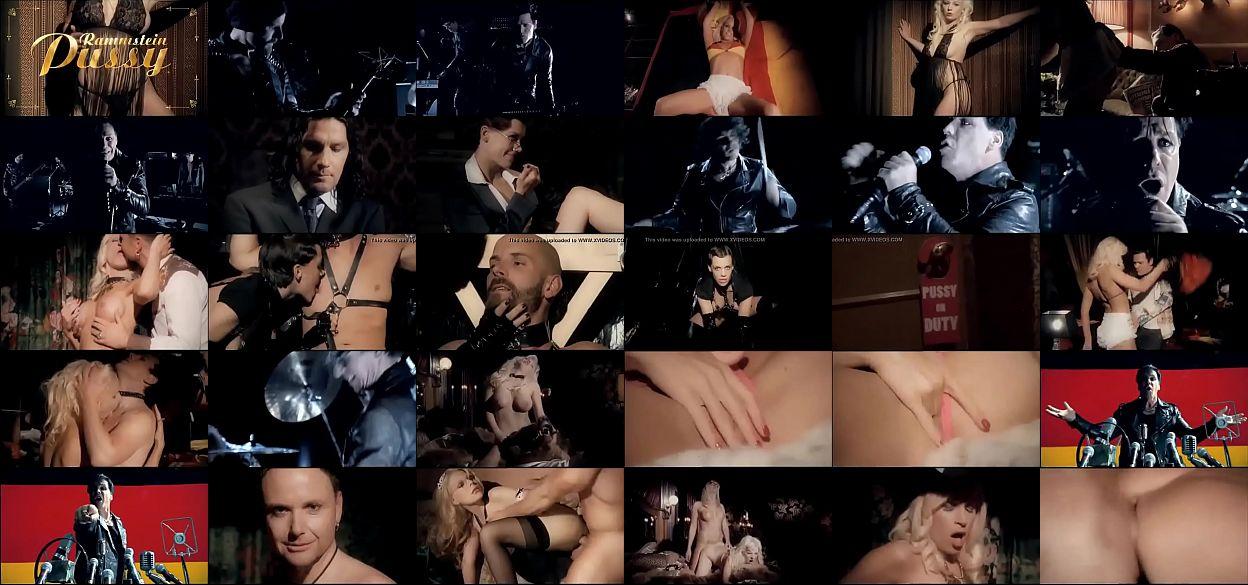 rammstein-pussy-music-video