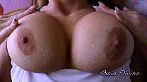 Busty babe gets her pussy fucked then her ass m...