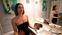 Real Teens - New Amateur Teen Banged During Cas...