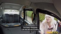 Fake Taxi He gets a rimjob from two tongues at ...