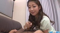 Satomi Suzuki cock sucking angel POV sensations thumbnail