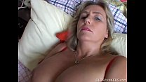 Cute chubby mature amateur