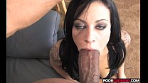 Chastits Cuckold watching his Hotwife Vanessa Naughty Taking A BBCA BBC preview image