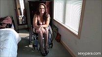 Wheelchair Porn - Be My Slave - Sexy Para Preview
