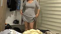 HAIRY MOM ON BEACH VACATION, ON DISPLAY, MASTURBATES, URINE, HAIRY PUSSY, BIKINI, HOT GRANDMA - ARDIENTES69
