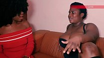 Download video bokep Live sex interview with LadyGold and Annie Blon... 3gp terbaru