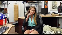 Gorgeous amateur feels excellent as she gets drilled hard