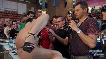 Summary Barcelona Erotic Salon 2015 porno stars and porno actresses