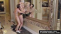 PORNFIDELITY - Alanah Rae's Sloppy Messy Titties