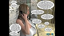 11952 3D Comic: The Chaperone. Episode 50 preview