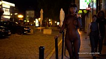 My mesh outfit in public at night Vorschaubild