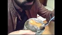 Dessert with Cum - Marron Glacê com Porra