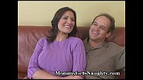 Naughty Mommy Trades In Loser Hubby
