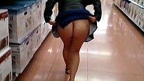 exhibit my ass in walmart follow me on twitter @Foxxxyhot69 (Full video on XVIDEOS.RED)