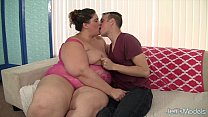 Fatty beauty Erin Green gets fucked hard
