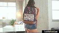 Image: Hot Teen Lez Girl (Sierra Nicole & Sophia Leone) On Cam Make Love Sex Action mov-25