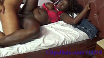 Clips4Sale.com/114318 Thick Black Mom Gets Her Face Dripping Cum