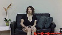 motel sex video • • New girl gets it hard core on casting couch thumbnail