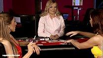 Naughty Gamblers by Sapphic Erotica - sensual lesbian sex scene with Rene and Li