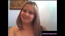Jenny on Cam: Free Teen Porn Video dd