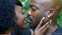 7828 Juicy Black Mom in the park preview