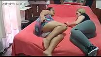Fumando um com Melissa Alecxander . Paty Bumbum